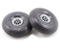 Du-Bro 325TL 3-1/4 Diameter Treaded Lightweight Wheel (2-Pack)