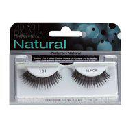 Ardell Natural Fake Eye Lashes, 131 Black