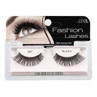 Ardell Natural Eyelashes - 107 Black (65087)