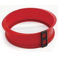 Norpro Silicone Springform Pan with Glass Base, 23cm