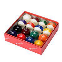 Aramith Continental 2 1/4 Billiard Regulation Pool Ball Set/16 Balls