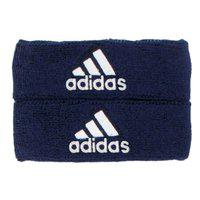 adidas Interval 1-inch Muscle Band, Collegiate Navy/White, One Size Fits All