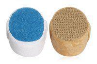 Vega Bath Sponge, Pair