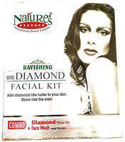 Nature's Essence Diamond Facial Kit Mini, 52gm+65ml