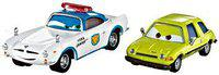 Toy / Game Cars 2 Character 2-Pack - Security Guard Finn And Acer - Coolest Toy Collection for Kids & Adults