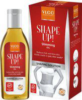 VLCC Shape Up Slimming Oil, 100ml