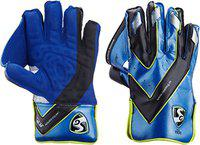 SG Hilite Wicket Keeping Gloves, Adult (Color May Vary)