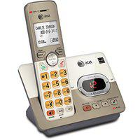 AT&T 1 Handset , Expandable DECT 6.0 Phone Answering System with Caller ID/Call Waiting, 1 Cordless Handsets