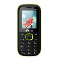 MTECH G14 :16GB Black Multimedia Mobile Phone with Wireless FM