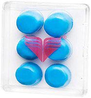 TYR Youth Multi Colored Silicone Ear Plugs, Blue