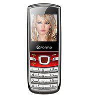 Forme-T3 Dual Sim Cell Phone (Red)