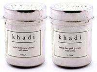 Khadi Face Pack - Neem (Cream) (Pack of 2)