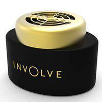 Involve Your Senses Music Fusion Scent Gel Car Perfume with DrivFRESH, Water Based Car Air Freshener - IMUS03