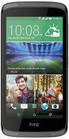 HTC Desire 526G Plus (Glossy Black, 16GB)