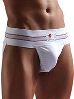 Omtex Tokyo Supporter - Back Covered - White - X-Small