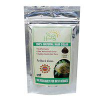 Herbins herbal henna for hair, natural hair color for hair growth - Copper Brown, 100g