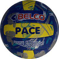 Belco Pace PU Hand Stitched Volleyball Size 4