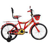 BSA Champ Toonz 16 Inch Bicycle (Red)