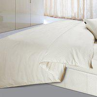 Spread Pure Premium Cotton Single Size Oxford Duvet Cover - 400 TC
