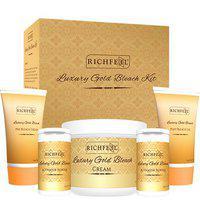 Richfeel Luxury Gold Bleach Kit, 320 g
