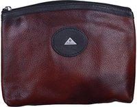 Leatherman Brown Toiletry Bag (Pack of 3)