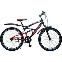 Hero Sprint RX1 26T Single Speed Road Cycle (Red/Black)
