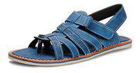 Bacca Bucci Men's Blue Sandals - 10 UK, BBME6049B