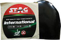 Stag International Table Tennis Rubber (Black)
