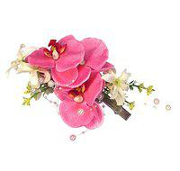 Pink Orchid Hair Clip