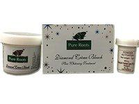 Pure Roots Herbal Creme Bleach 42gm(Creme 35g + Activator 7g) - Pack of 2 (Diamond)