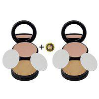 Laperla Day Night 2in1 Compact Powder Buy 1 Get 1 Free