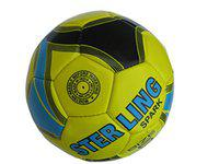 Prospo Water Resistant Synthetic Leather Football Size :5(4ply) Yellow/Black/Blue
