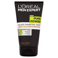 L'Oreal Paris Men Expert Pure Power Face Wash, 150 ml
