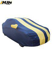 JMJW & Sons Car Body Cover for BMW 320D (Multicolor)