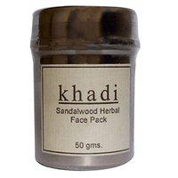khadi,face mask pack, natural, herbal, best face pak, Sandal & Rose Face Pack