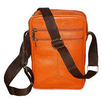 Style Shoes Tan Smart and Stylish Leather Leather Bag