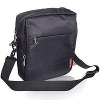 COSMUS Men's & Women's Messenger Bag (Grey)