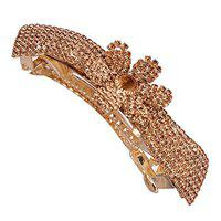 Accessher Designer Studded Clip Hair Accessories for Women