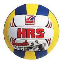 HRS Smash Volleyball - Size: Full, Diameter: 21 cm