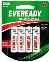 Eveready 1000 Series AA NIMH (12 Pcs) Rechargeable Battery