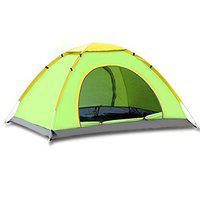 IRIS Portable Tent for 2 Person Outdoor Tent Camping Tent (200 X150 X 110 cm)