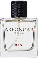 AREON - CP 03 Red Car Perfume with Spray (100 ml)