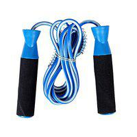 Dee Mannequin Adjustable Skipping Rope for Men Women Gym Training, Exercise and Workout