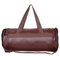Dee Mannequin Majestic Leather Rite Duffle Bag