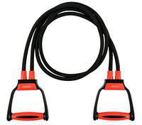 Cockatoo Professional Two Rope Toning Tube, Toning Tube, Resistance Band (Two Rope Tube)