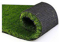 Premium Best High Density Authentic Artificial Grass For Balcony Garden or Doormat, Soft and Durable Plastic Turf Carpet Mat with easy installation and easy to maintain, Artificial Grass by Griiham 35 mm 6.5* 1.5 feet