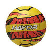 Mayor Contra Germany Rubber Synthetic Football (Size 5)