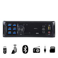 Gadget 2003bt 2003bt Black Car Stereo System Music Player for Car (1 Pc)