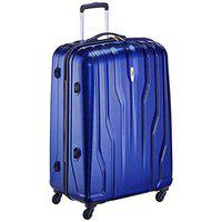 Skybags Marshall 71 cms Polycarbonate Blue Hardsided Check-in Luggage (SKYBAGS Marshal STROLLY 69 360 MIB)