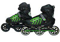 Credence Sterling Adjustable Shoes Inline Skates - Color May Vary (L (39-42))
